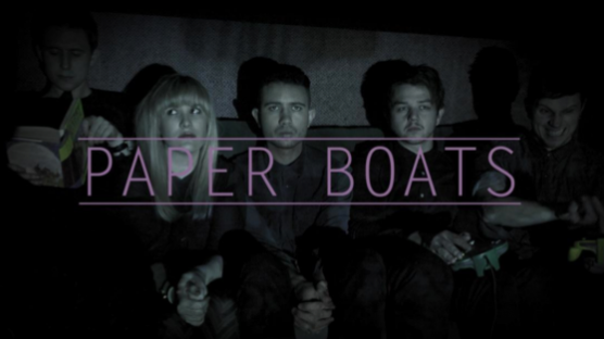 paper boats holiday premiere