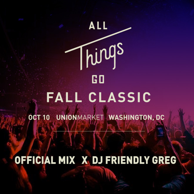 Friendly Greg's Official Fall Classic Mix | All Things Go