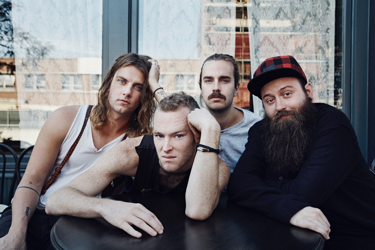 Judah & the Lion Spring 2016 Tour Photo by Sully Sullivan