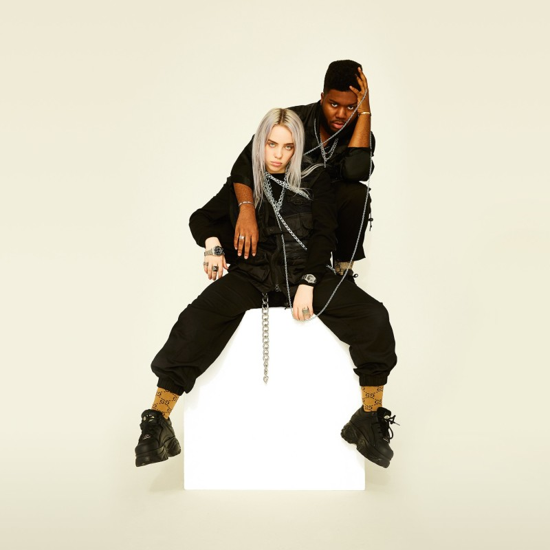 billie eilish khalid