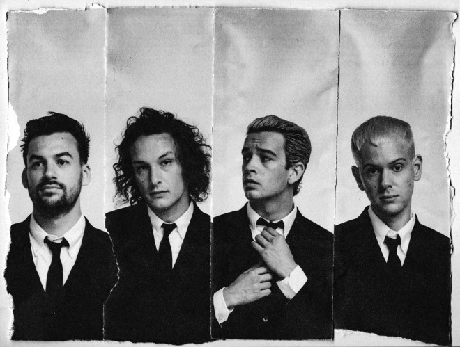 the 1975 too time